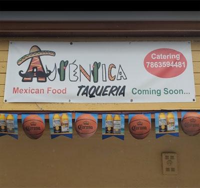 Autentica Taqueria Logo