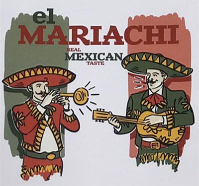 El Mariachi Logo