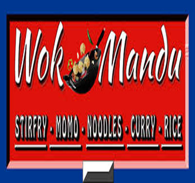 Wok Mandu Logo
