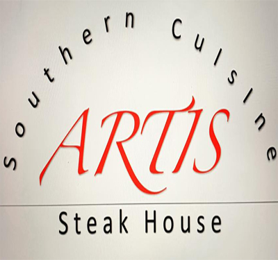 Artis Southern Cuisine & Steakhouse Logo