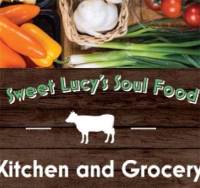 Sweet Lucy's Soul Food Logo