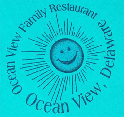 Oceanview Family Restaurant Logo