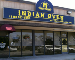 Indian Oven Indian Cuisine in Chatsworth, CA at Restaurant.com