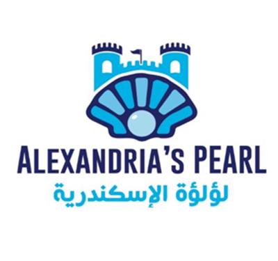Alexandria's Pearl Logo
