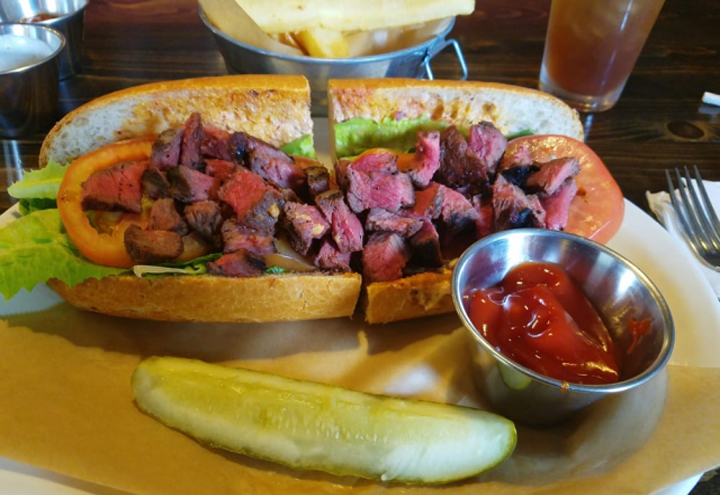 Humblebrags Eatery in Lakewood, CA at Restaurant.com