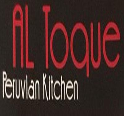 Al Toque Peruvian Kitchen Logo