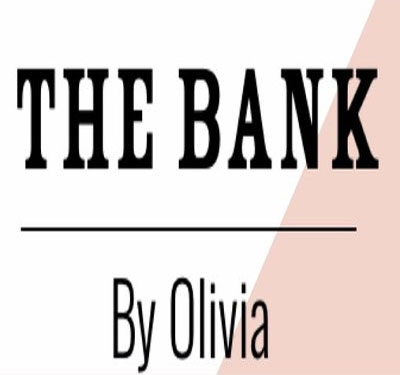 The Bank By Olivia Logo
