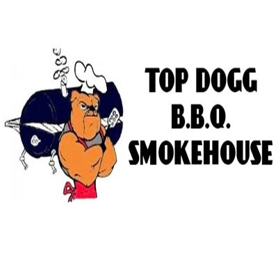 Top Dogg BBQ Smokehouse Logo