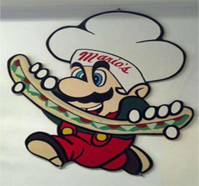 Mario's Italian Deli Logo