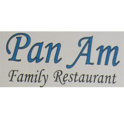 Pan Am Family Restaurant Logo