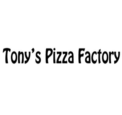 Tony's Pizza Factory Logo