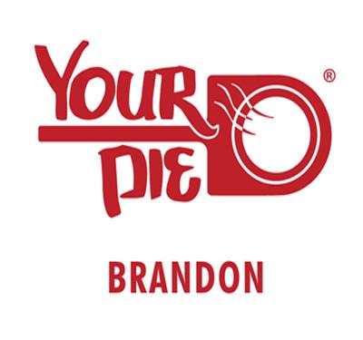 Your Pie - Brandon Logo