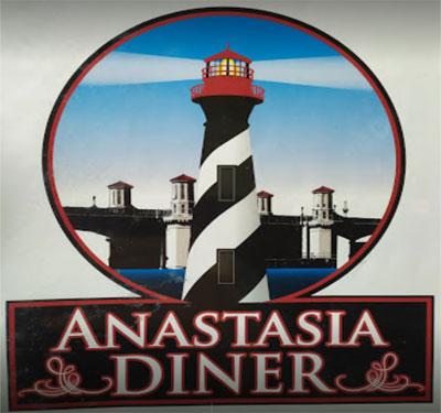 Anastasia Diner Logo