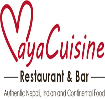 Maya Cuisine Restaurant & Bar Logo