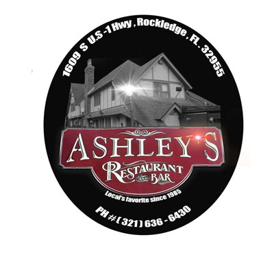 Ashley's Of Rockledge Restaurant & Bar Logo