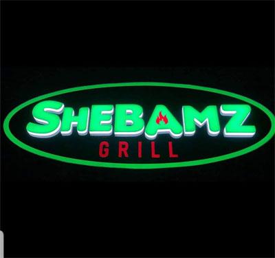 Shebamz Grill Logo