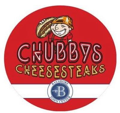 Chubbys Cheesesteaks - Bayshore Logo