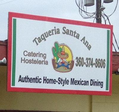 Taqueria Santa Ana Logo