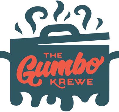 The Gumbo Krewe Restaurant Logo