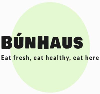 Bun-Haus Logo
