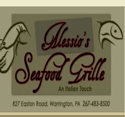 $15 Gift Certificate For $6 at Alessio's Seafood Grille.