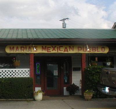 Maria's Mexican Publo Logo