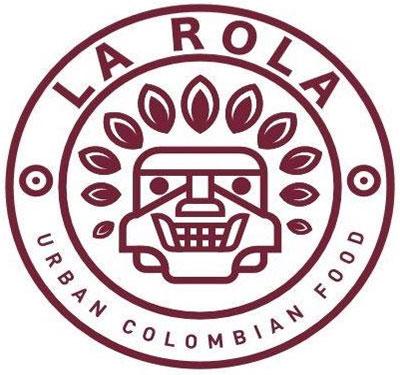 La Rola Urban Colombian Food Logo