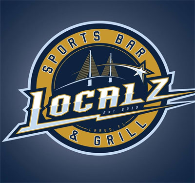 Localz Sports Bar and Grill Logo