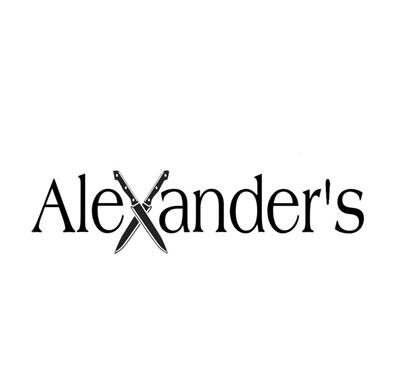 Alexander's Mexican Restaurant Logo