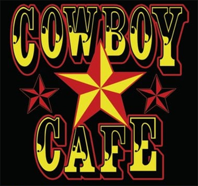 The Cowboy Cafe Logo