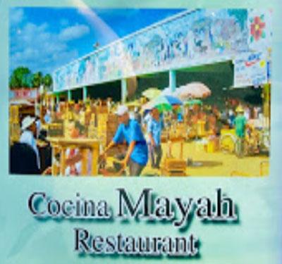 Cocina Mayah Logo