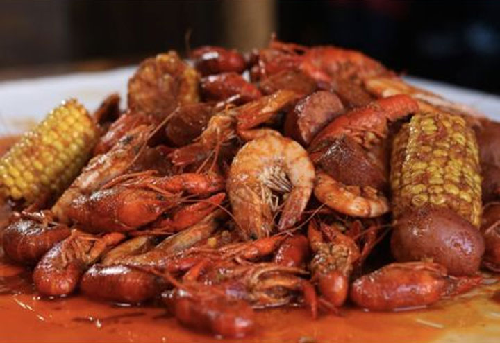 CaptainCrab Cajun Seafood in Port Richey, FL at Restaurant.com
