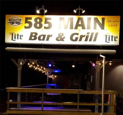 585 Main Logo