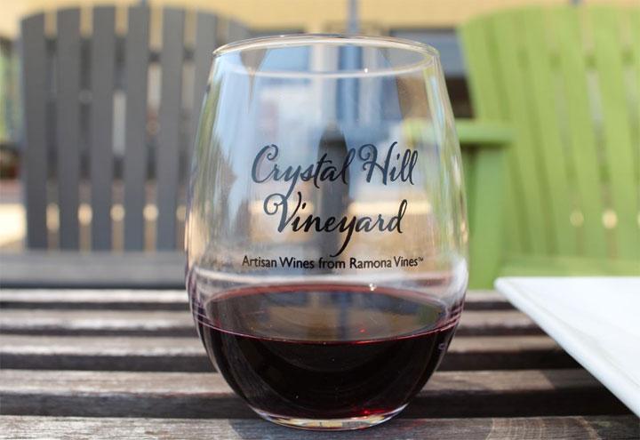 Crystal Hill Vineyard in Ramona, CA at Restaurant.com