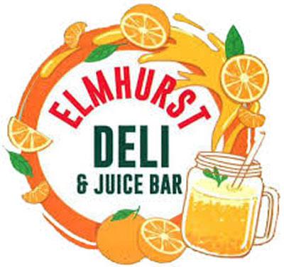 Elmhurst Deli & Juice Bar Logo