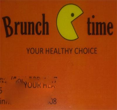 Brunch Time Logo