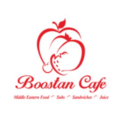 Boostan Cafe - Hamtramck Logo