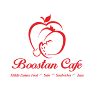 Boostan Cafe - Detroit Logo