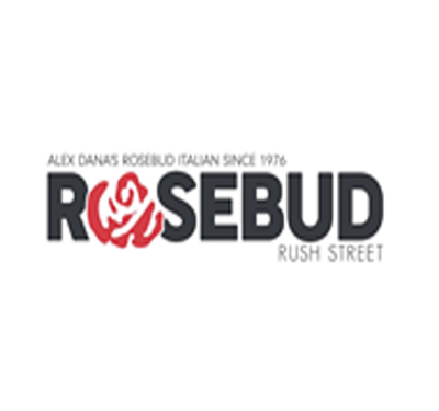 Rosebud on Rush Logo