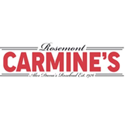 Carmine's - Rosemont Logo