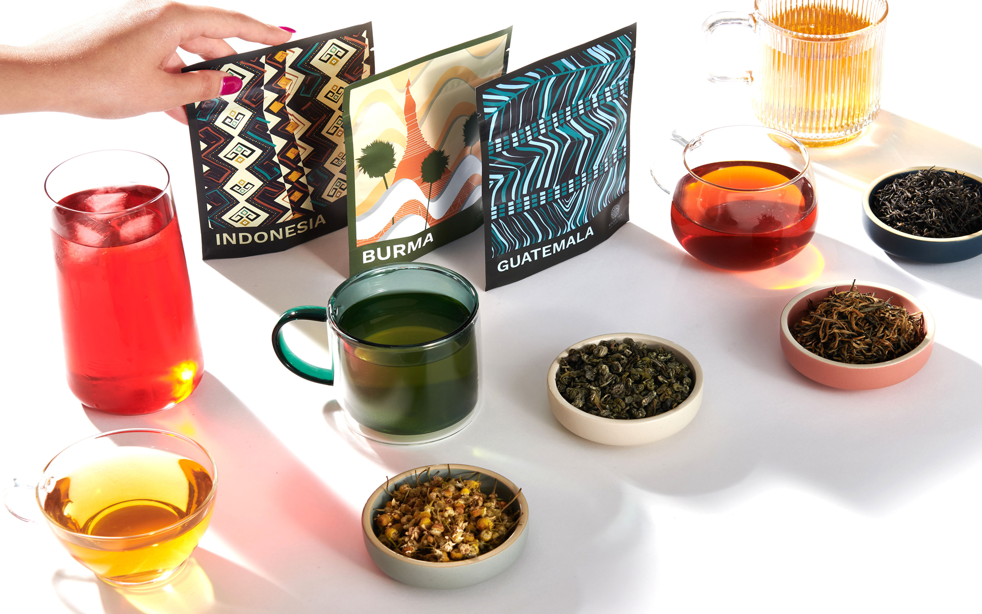 Atlas Tea Club in Anywhere, CA at Restaurant.com