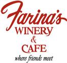 Farina's Winery and Cafe Logo