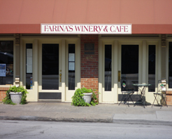 Farina's Winery and Cafe in Grapevine, TX at Restaurant.com
