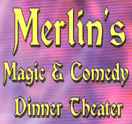 Merlin's Magic Dinner Show Logo