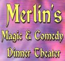 Merlin's Magic Dinner Show Logo