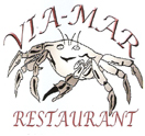 Via Mar Seafood Restaurant Logo