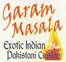 Garam Masala Logo