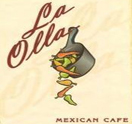 La Olla Mexican Cafe Logo