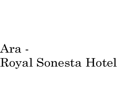 Ara - Royal Sonesta Hotel Logo