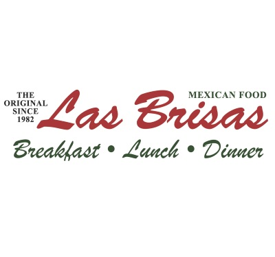 The Original Las Brisas Mexican Food Logo